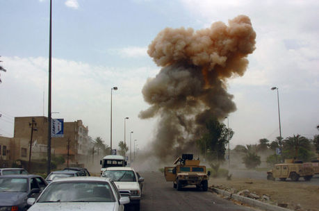 In Afghanistan, IED's and suicide-bombings are becoming a major problem for the U.S.-NATO operation