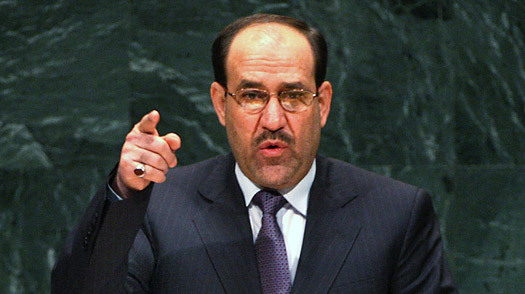 Iraqi Prime Minister Nouri al-Maliki is increasingly showing his leadership credentials