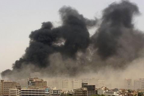 Last Wednesday's bombings reflects the continuing weaknesses of the Iraqi Security Forces